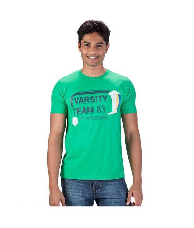 Proline Green T shirt