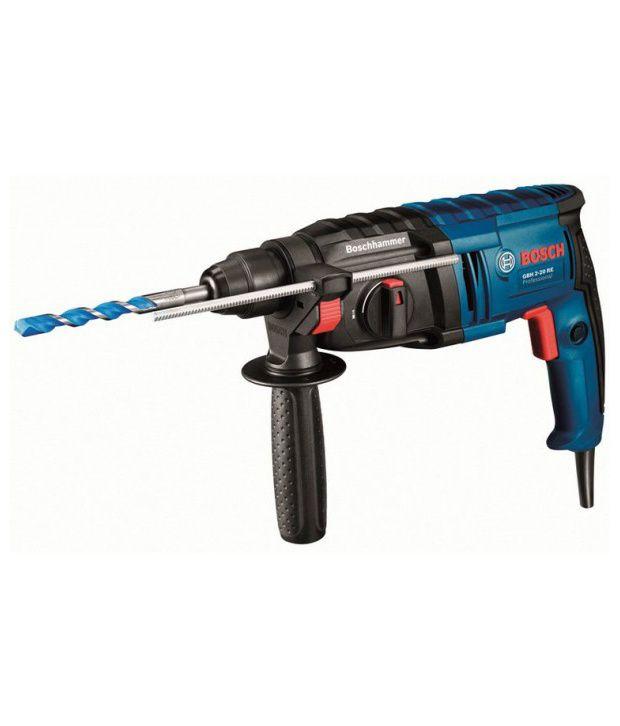 Bosch-Rotary-Hammer--GBH-2-20-RE