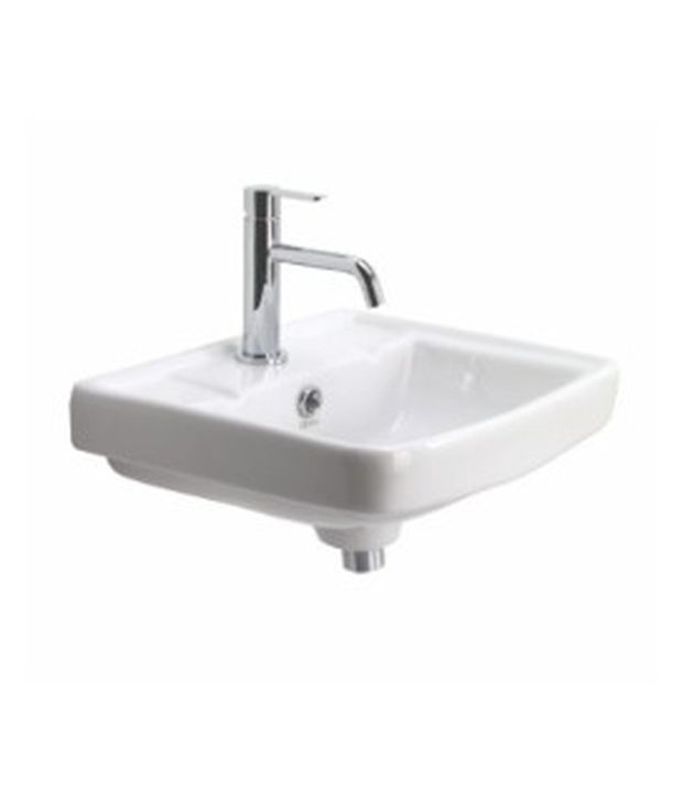 buy cera wash basin calvin 2815 online at low price in india rh snapdeal com