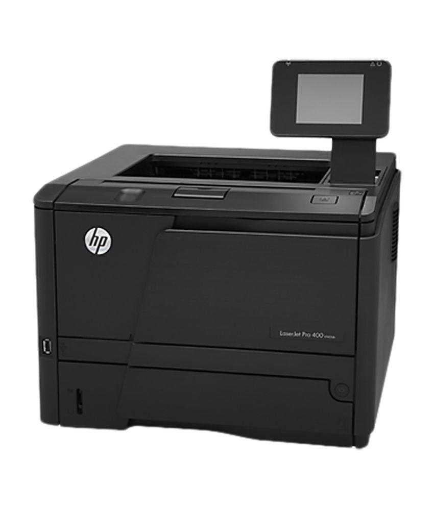 hp laserjet pro 400 printer m401dn buy hp laserjet pro 400 printer m401dn online at low price. Black Bedroom Furniture Sets. Home Design Ideas