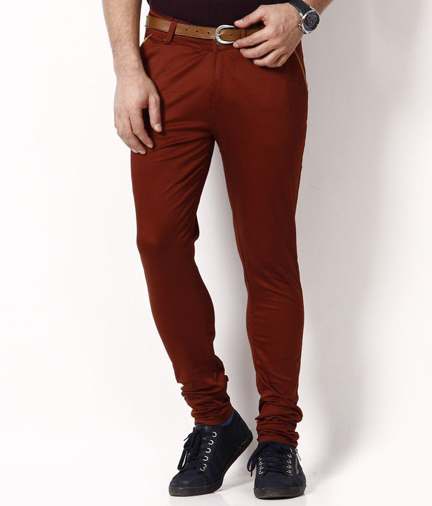 RPB Exclusive Brown Chinos