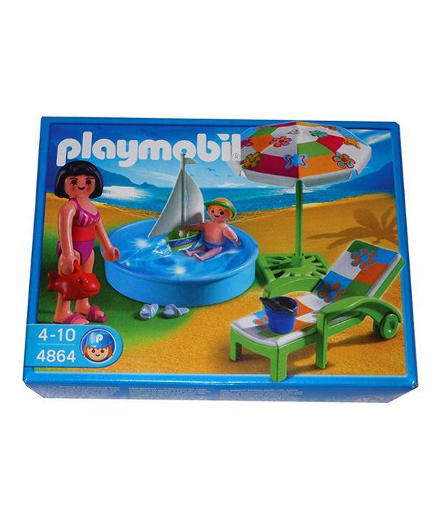 Playmobil Paddling Pool Buy Playmobil Paddling Pool