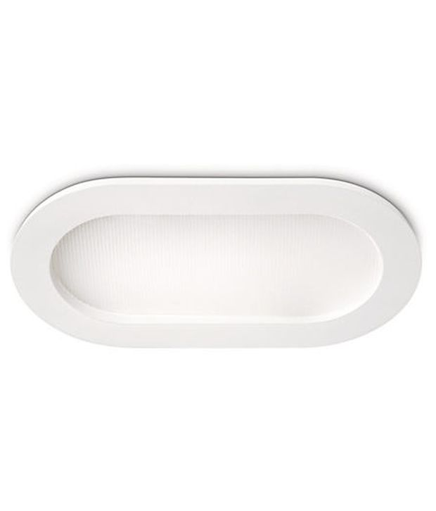 Philips - 57955 Recessed White 1 X 14W 240V