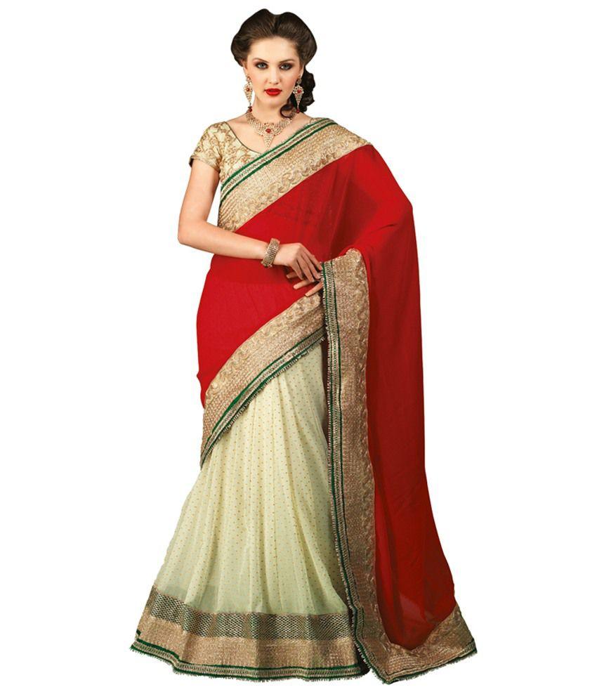 0b2f4c7c24 Chirag Sarees Beautiful Lehenga Saree - Buy Chirag Sarees Beautiful Lehenga  Saree Online at Low Price - Snapdeal.com