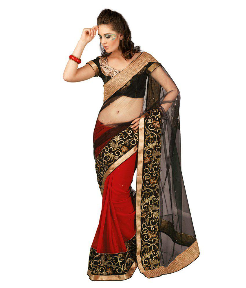 aee7325310 Chirag Sarees Beautiful Saree - Buy Chirag Sarees Beautiful Saree Online at Low  Price - Snapdeal.com