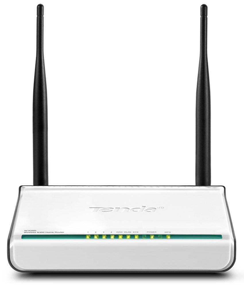 Tenda 300 Wireless N Router(TE-W308R)