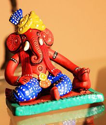 Beautiful Ganesha Idols for Decoration & Gifting