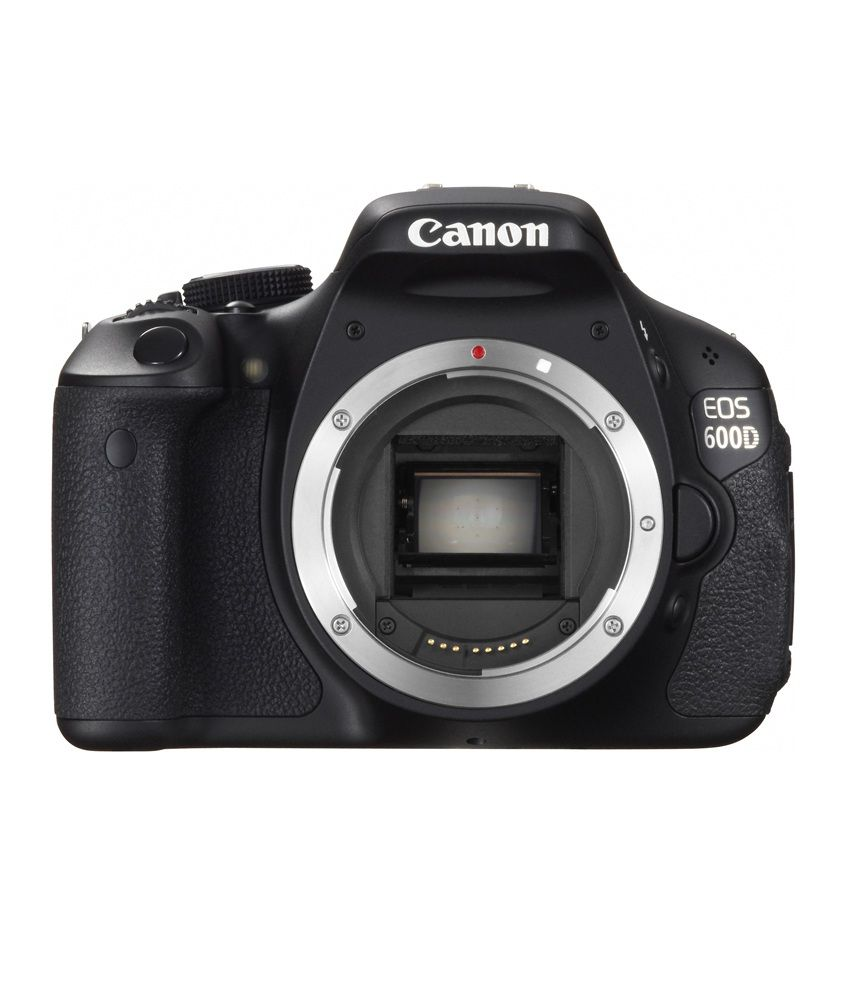 Canon EOS 600D Body Only Price in India- Buy Canon EOS 600D Body Only  Online at Snapdeal