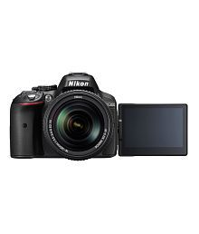 Nikon D5300 with AF-S 18mm-140mm VRLens , Memory card and Bag