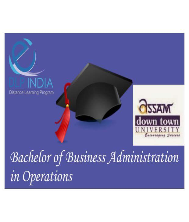 BBA Operations Management by DLP India