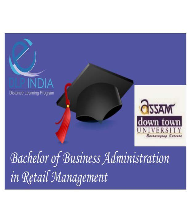 BBA Retail Management by DLP India