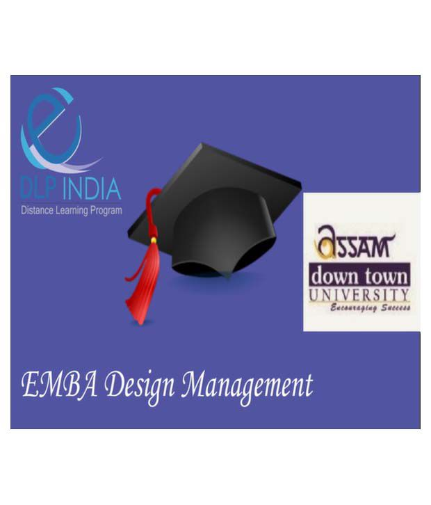 Executive MBA in Design Management by DLP India