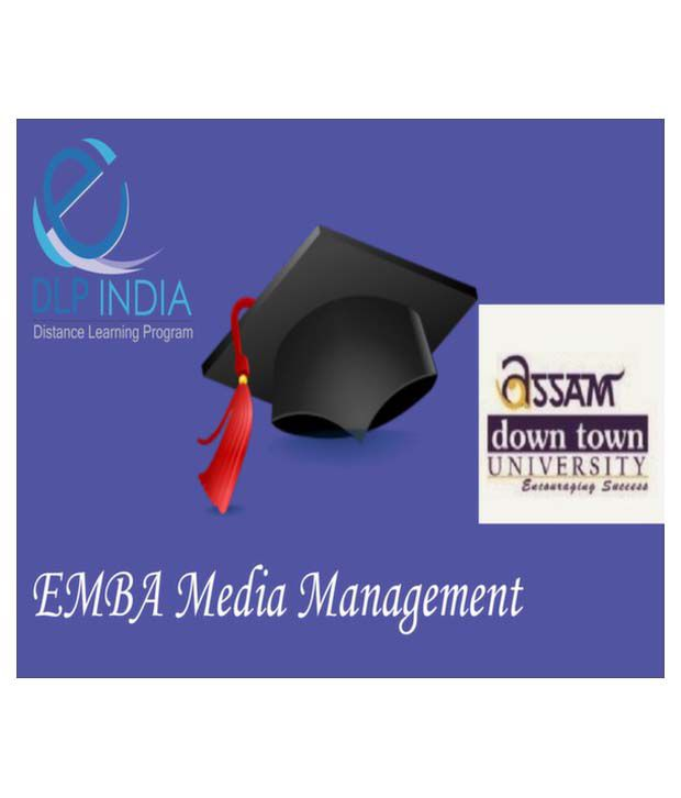 Executive MBA in Media Management by DLP India