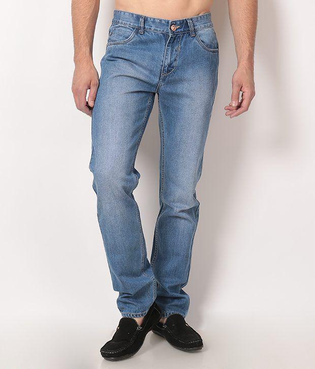 FEVER Blue Regular  Jeans