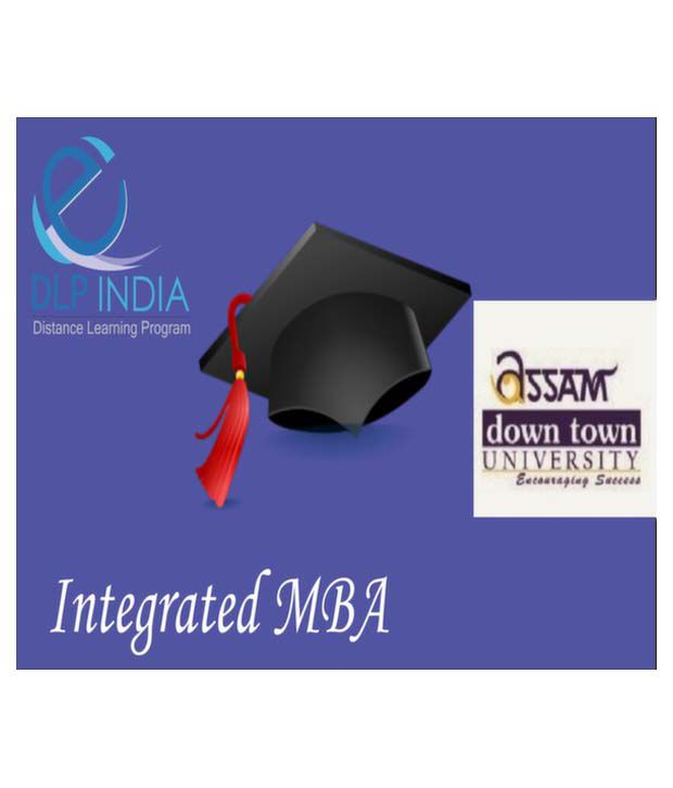 Integrated MBA by DLP India