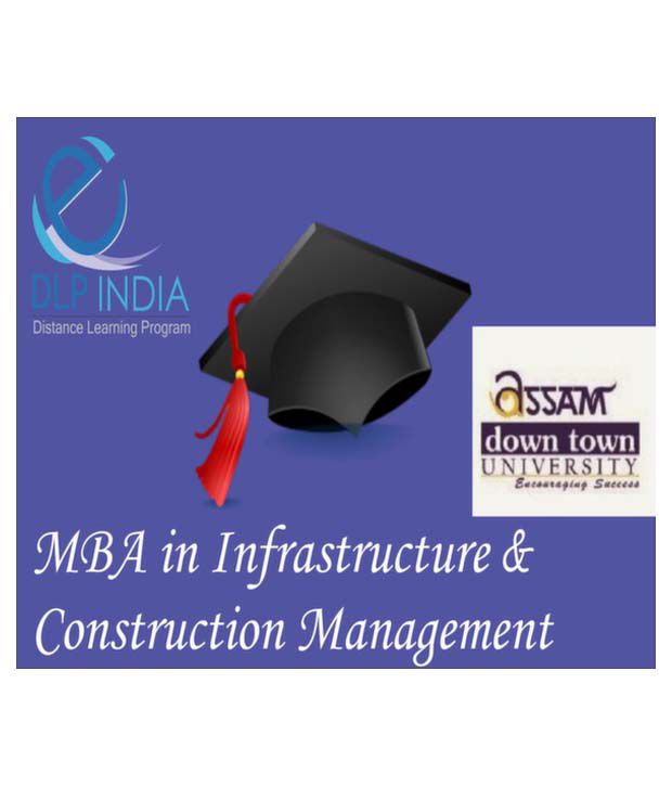 MBA in Infrastructure and Construction Management by DLP India