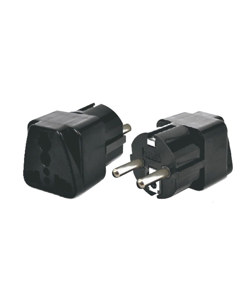 MX 3385 Universal to Euro Socket Conversion Plug