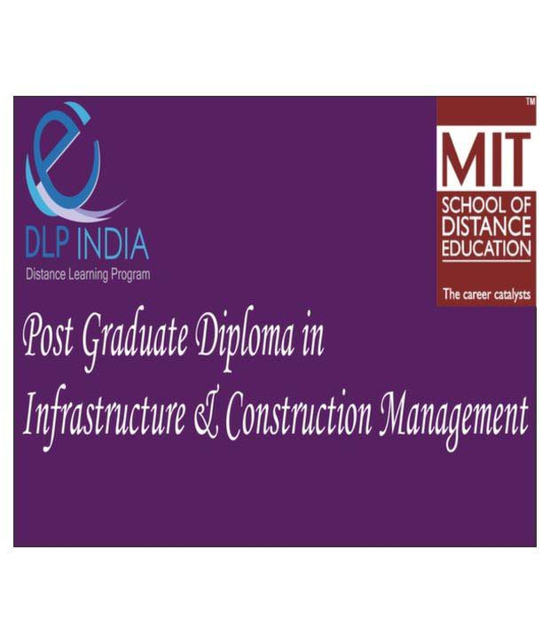 PGD In Infrastructure and Construction Management by DLP India