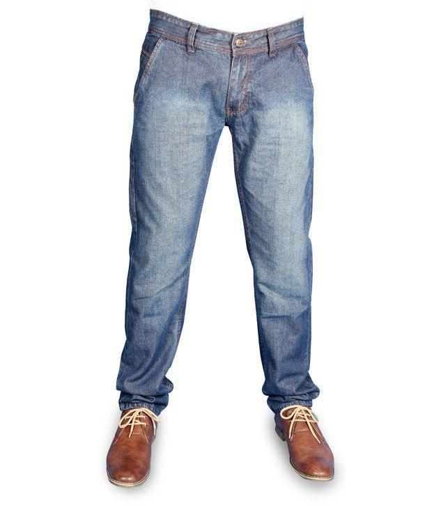 Coaster Smart Blue Faded Jeans