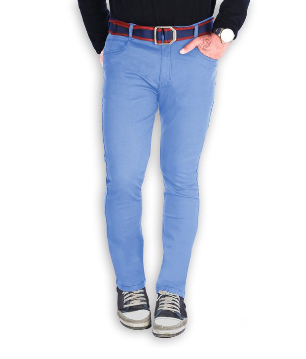 Uber Urban Blue Chinos