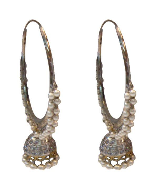 Chahat Stylish Big Bali Buy Chahat Stylish Big Bali Online At Best