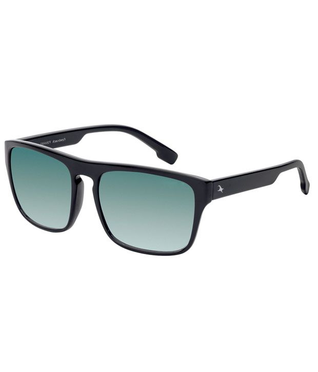 Fastrack Sunglasses  fastrack sports wayfarer p264bu1 men s sunglasses fastrack