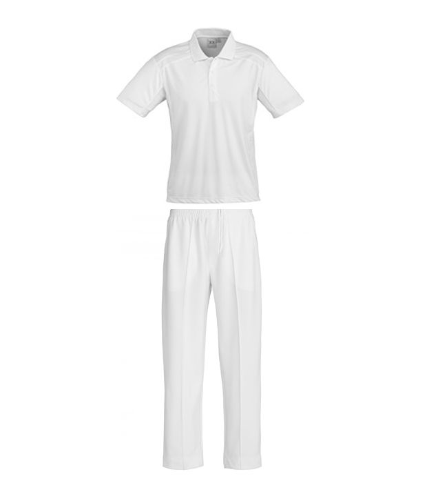 Vikang Cricket T-Shirt & Trouser Set Supreme (Mens)