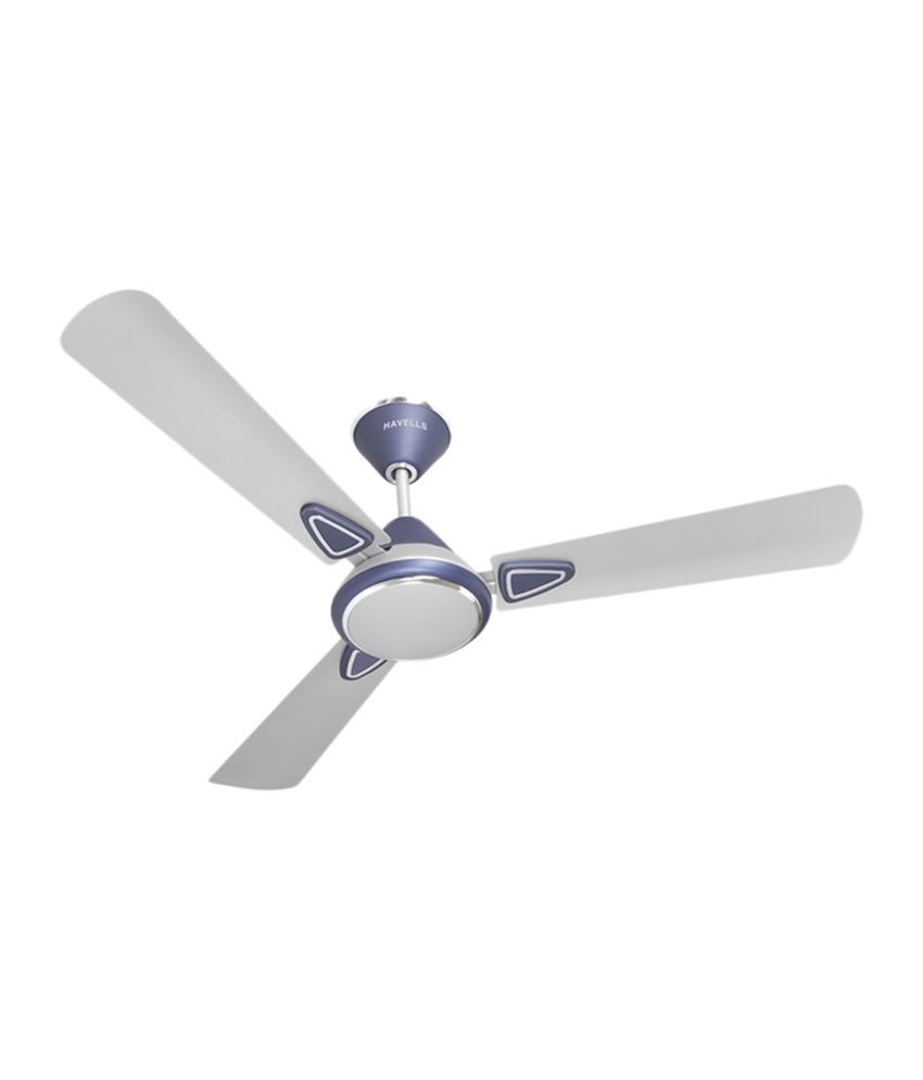 chrome watt fan nicola ceiling and pid havells silver mm buy