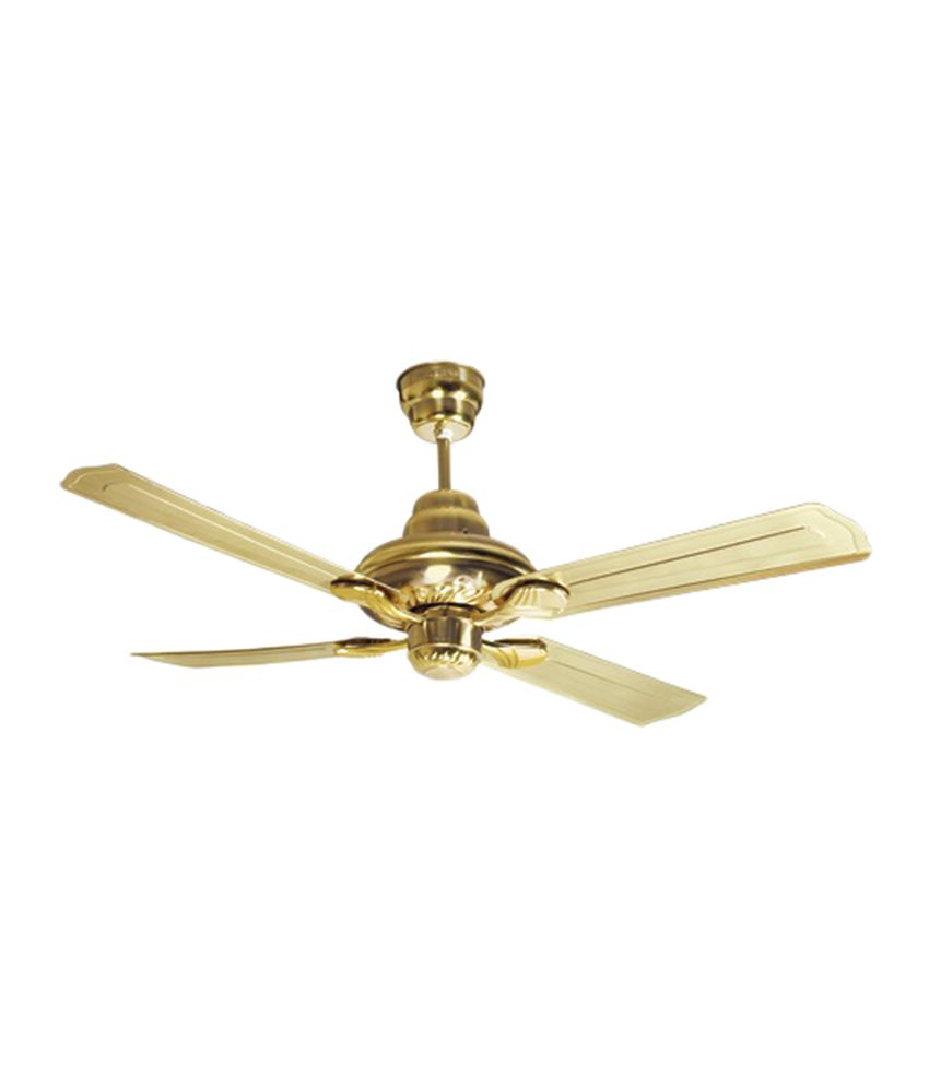 Price To Install Ceiling Fan: Havells 1200 Mm Florence Ceiling Fan -Two Tone Nickel Gold