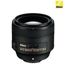Nikon 85 mm f/1.8G Lens (FX Format)