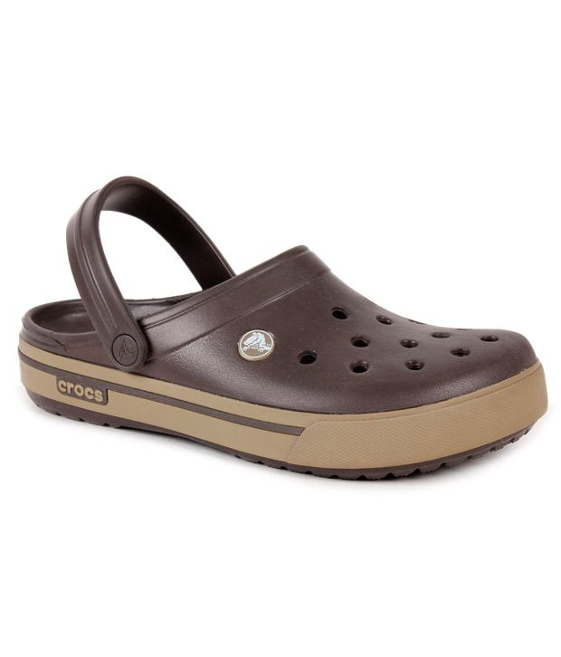 b8f4cc958 Crocs Espresso Brown Crocband II.5 Clog Shoes - Buy Crocs Espresso Brown  Crocband II.5 Clog Shoes Online at Best Prices in India on Snapdeal