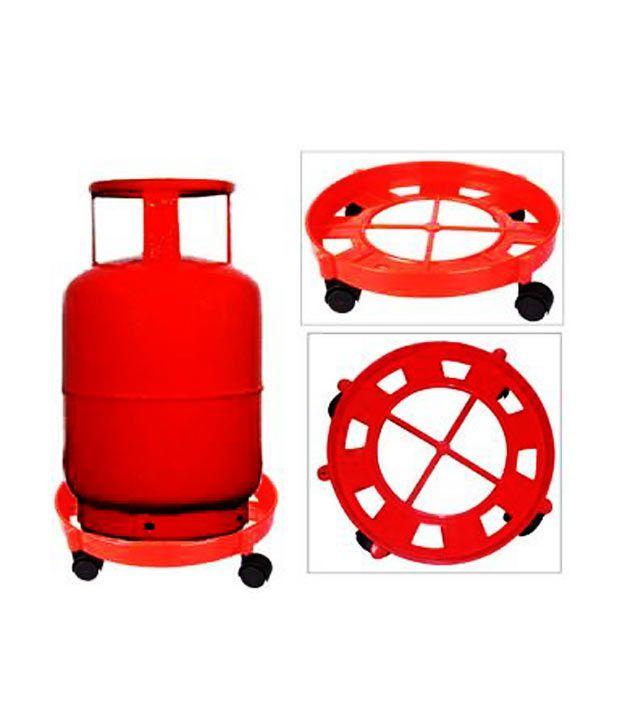 Fancy Centre Plastic Gas Cylinder Trolley Buy Fancy