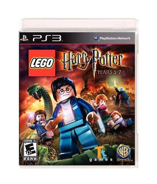 Lego Harry Potter Years 57 PS3