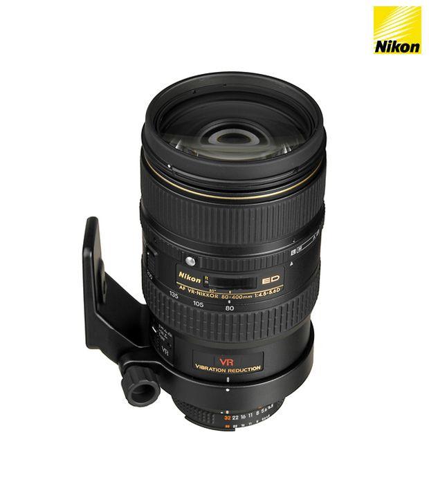Nikon 80-400 mm f/4.5-5.6D ED  Lens (FX Format)