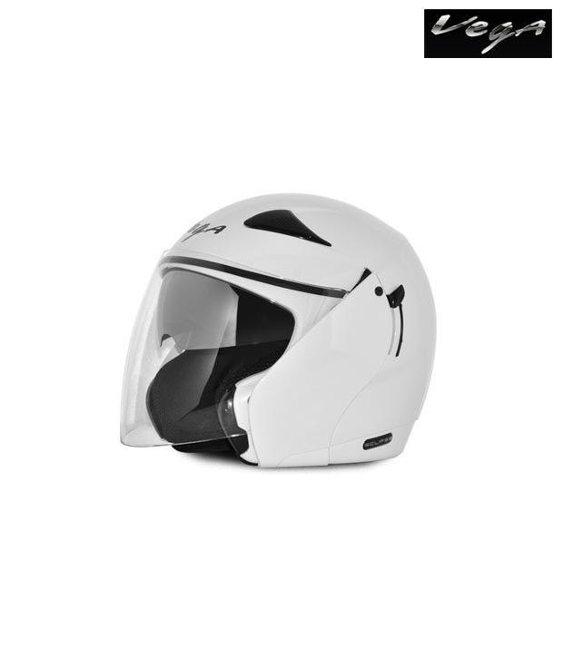 Vega Helmet - Eclipse (White)
