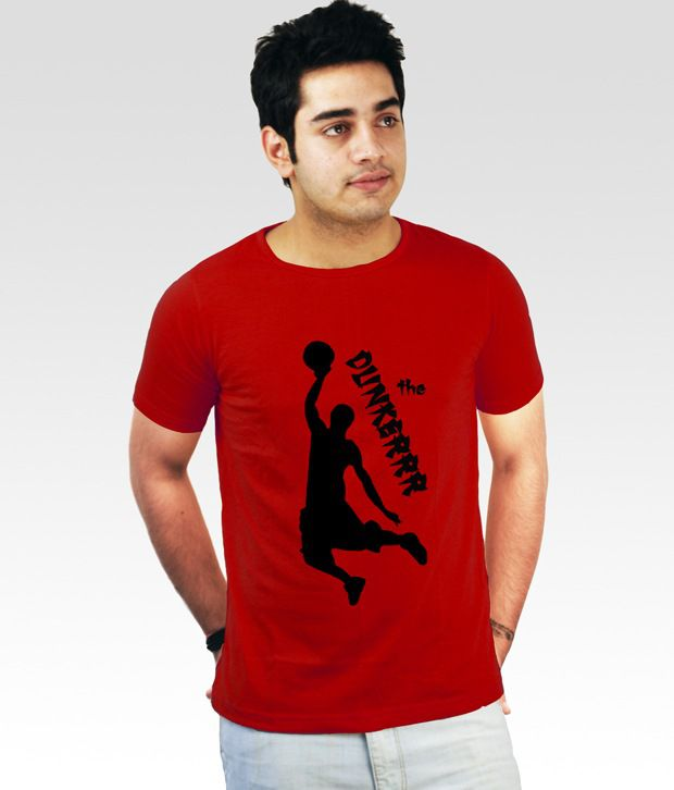 Incynk Red Dunkers T-Shirt