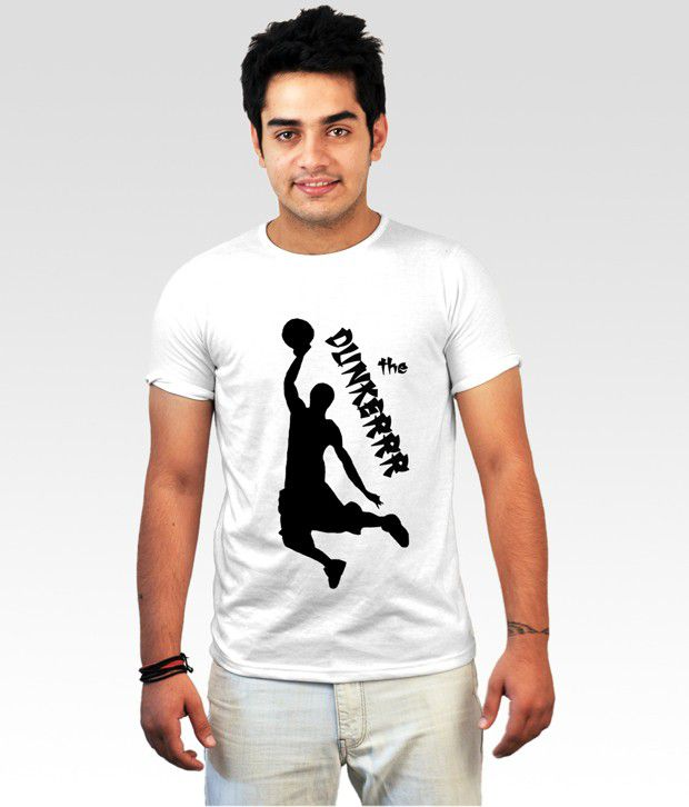 Incynk White Dunkers T-Shirt