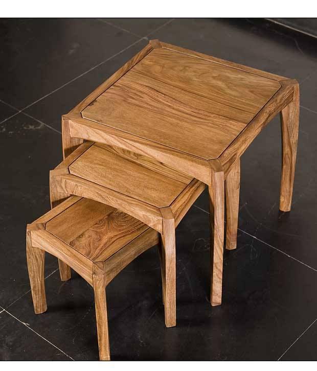 Dezine e Home - Luna Nested Tables Set Of 3