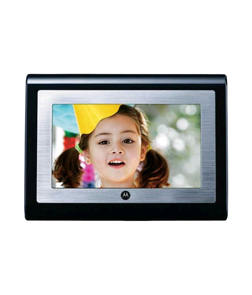 Motorola Ls700 7 Inch Digital Photo Frame Price In India Buy