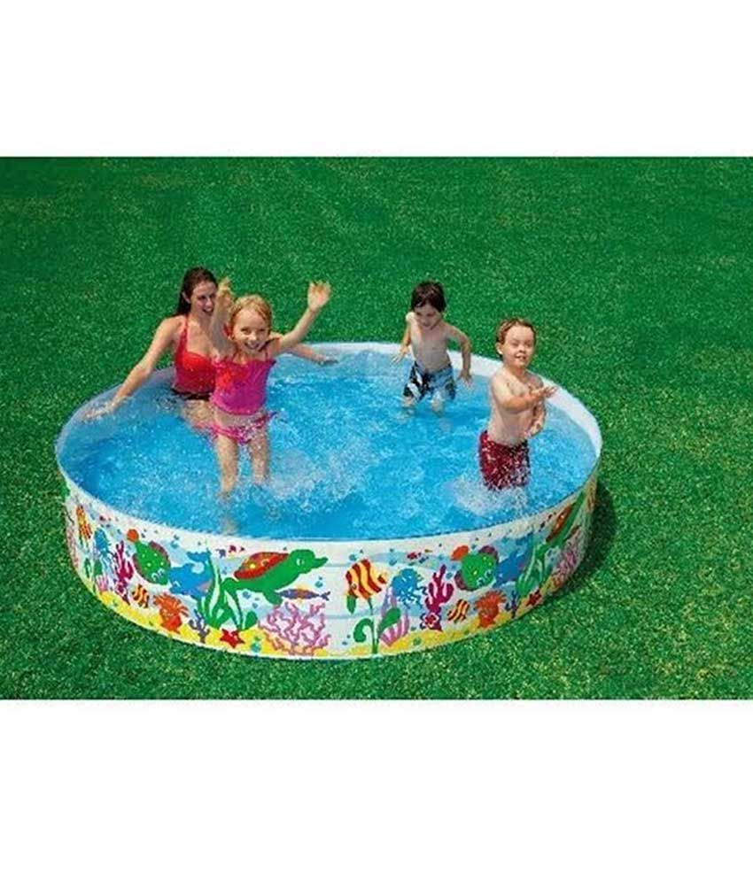 Intex Underwater Fun Swimming Pool  6 Feet