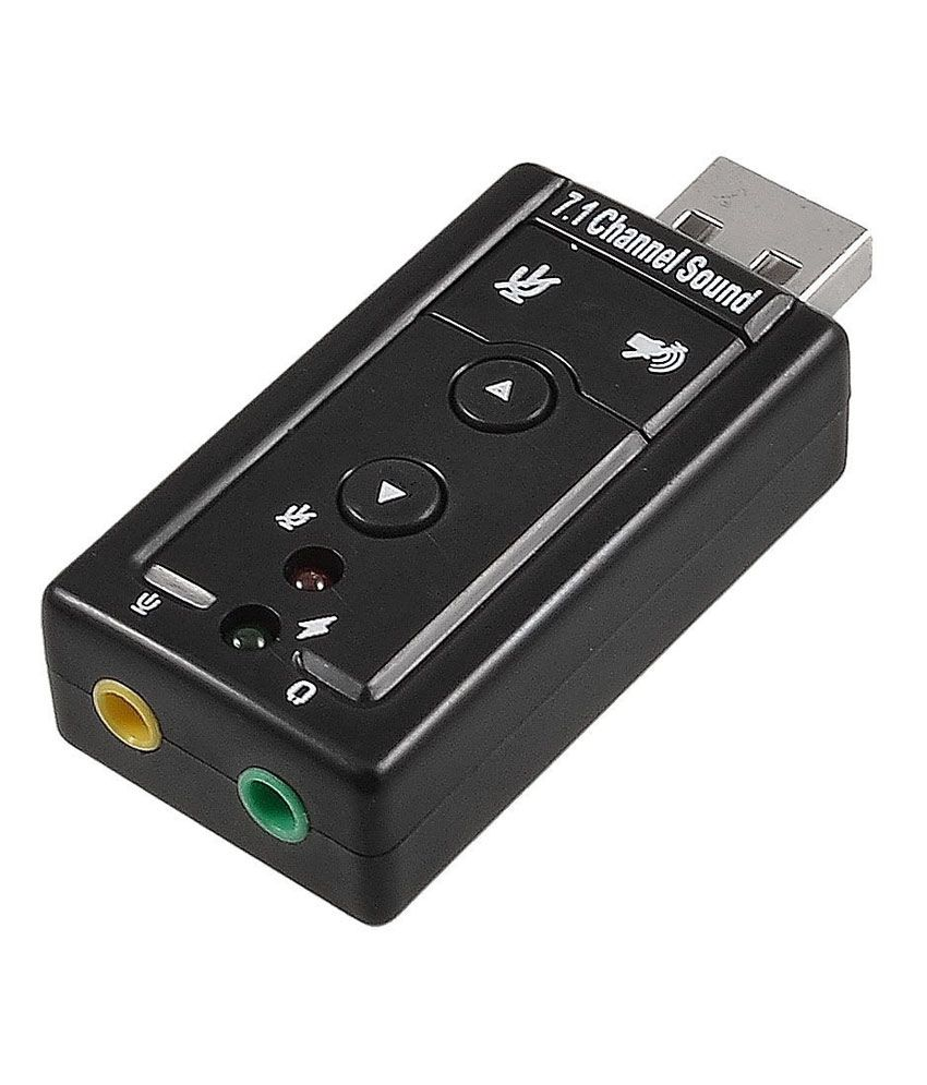 Usb Sound Adapter 7.1 Channel Driver Download