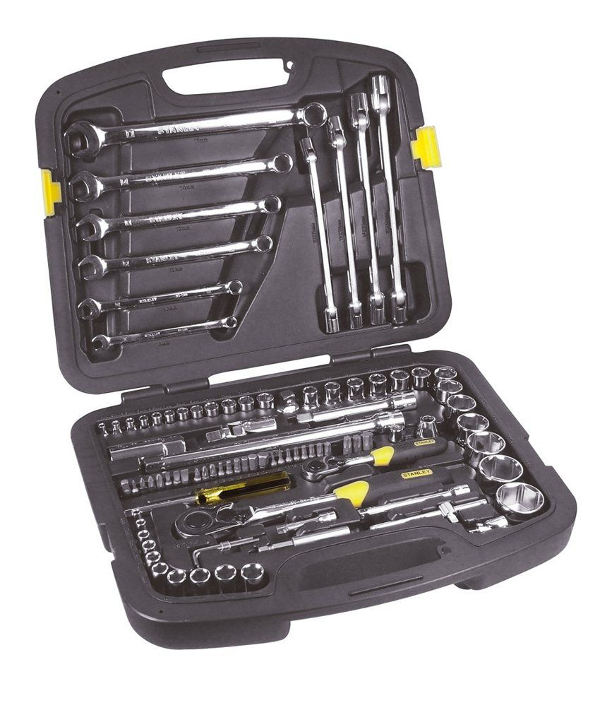 Stanley 91-933 Master Set Mechanic Tools Kit