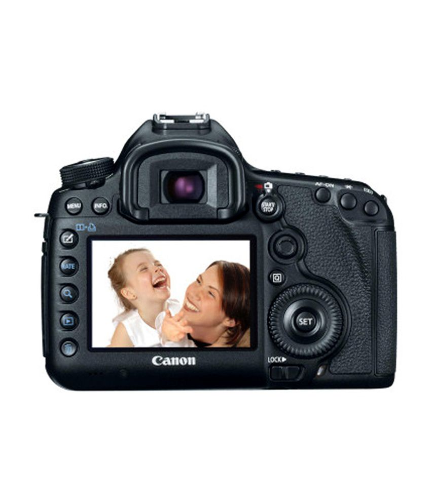 Canon EOS 5D Mark III With 24 105mm Lens