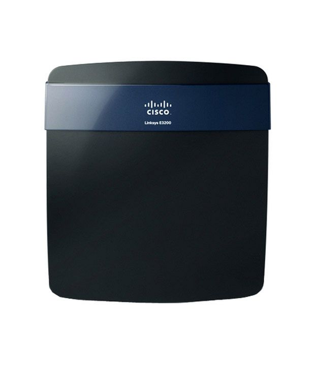 Cisco Linksys E3200 Dual-Band N Router