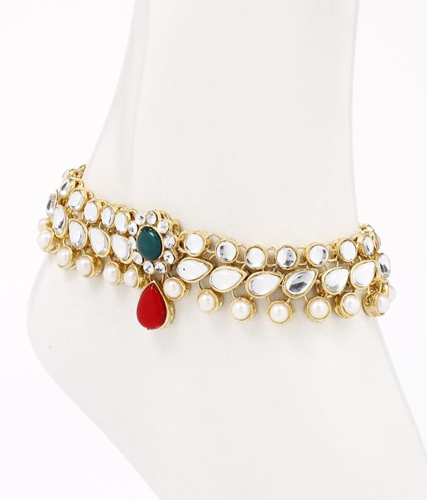 Ethnic Jewels Contemporary Payal