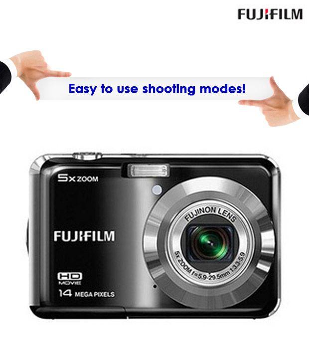 Fujifilm Finepix AX-500 14MP Digital Camera