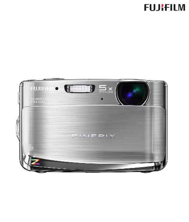 Fujifilm Finepix Z70 12MP Digital Camera (Silver)