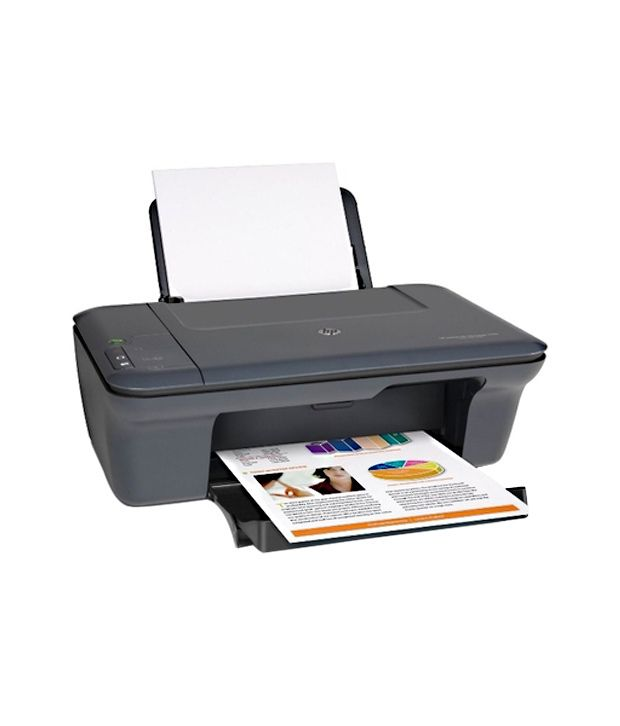 HP Deskjet Ink Advantage 2060 All-in-One - K110a Printer