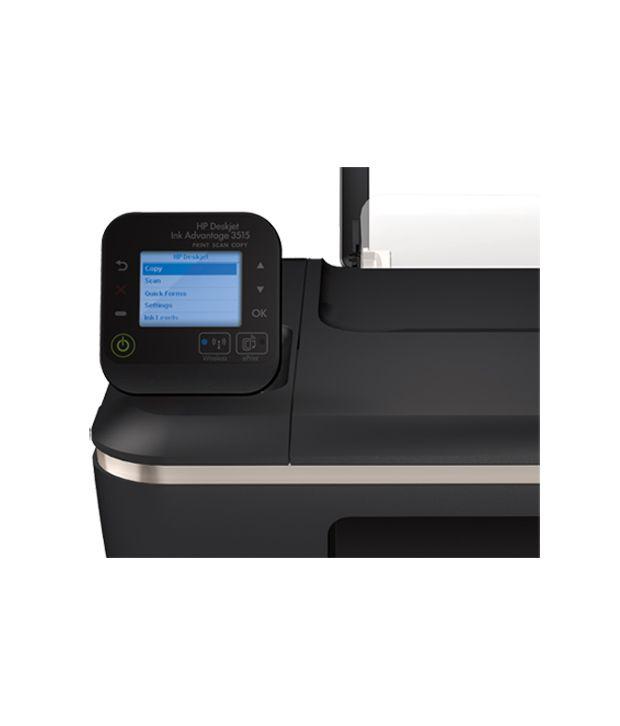Скачать драйвера на принтер hp deskjet 3515