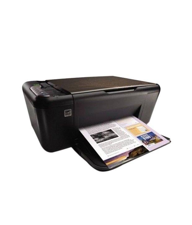 HP Deskjet Ink Advantage All-in-One - K209g Printer